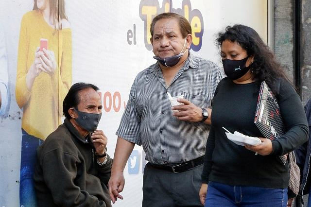 Mantiene Puebla alza en Covid: 265 nuevos  contagios y 42 muertos