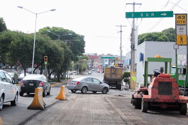 Constructoras arman frente para pedir obras en Puebla