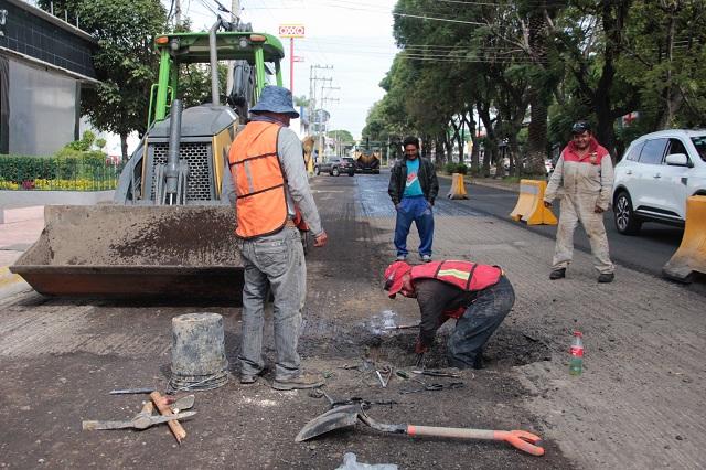 Reducen recursos para obras ciudadanas en la capital
