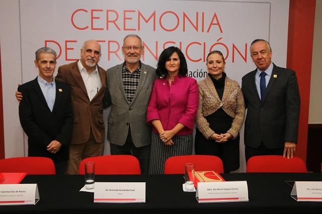 Relevo en la Dirección General de Vinculación de la IBERO Puebla