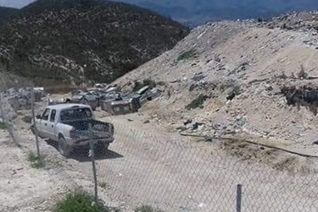 Prevén centro de residuos de emergencia en Tehuacán que cuesta 1mdp
