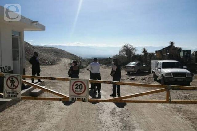 Piden cierre del relleno para el 30 de septiembre en Tehuacán
