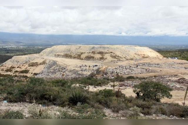 En Santa María Coapan exigen clausura del relleno sanitario