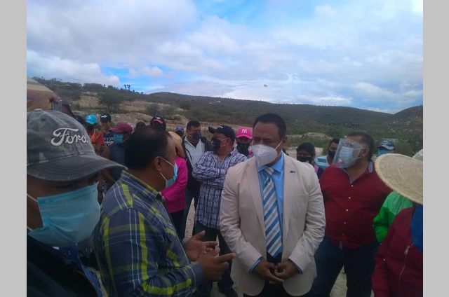 Impiden acceso al relleno sanitario de Tehuacán y exigen auditoría