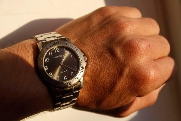 Atrase su reloj una hora porque finaliza el Horario de Verano