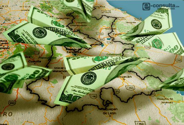 Remesas de Puebla pagarían 2 veces deuda por CIS, Audi y MIB