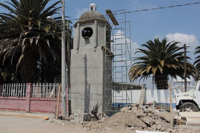 Barrio Smart dañó Tonanzintla, dice PGR; piden cancelación total