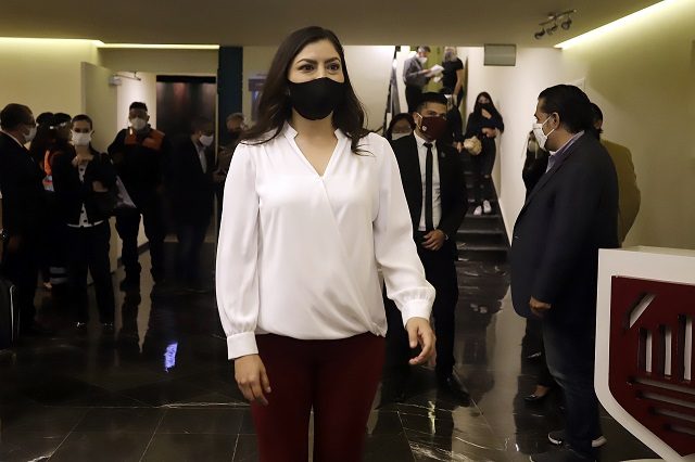 Por anomalías cita Congreso a Rivera; no la denunciará en FGE