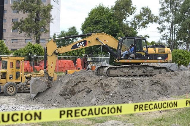 Cancelan obra en bulevares; la acusan de ser proyecto opaco