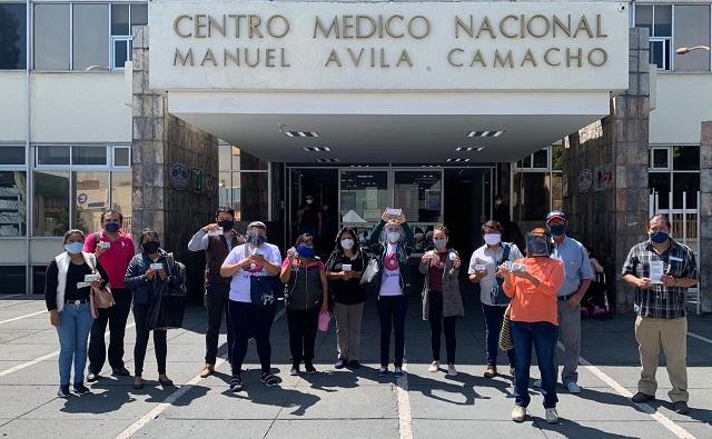 Denuncian desabasto de medicinas para pacientes renales en Puebla