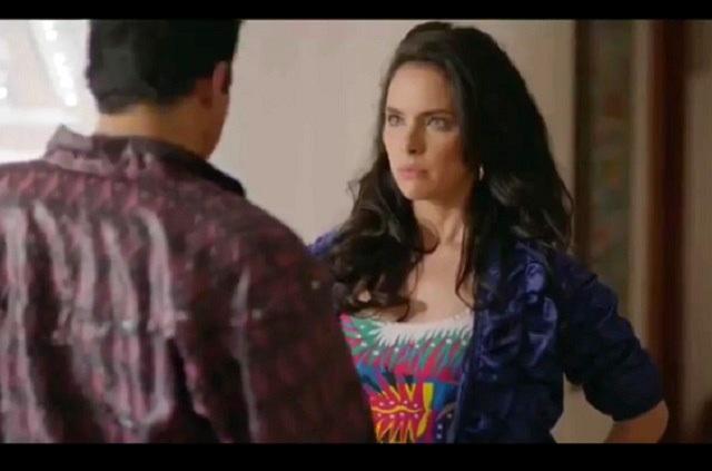 ¿Sabes quién es Renata en serie de Alejandra Guzmán?