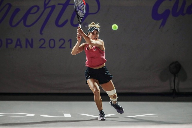 Foto: Facebook / WTA Abierto Zapopan