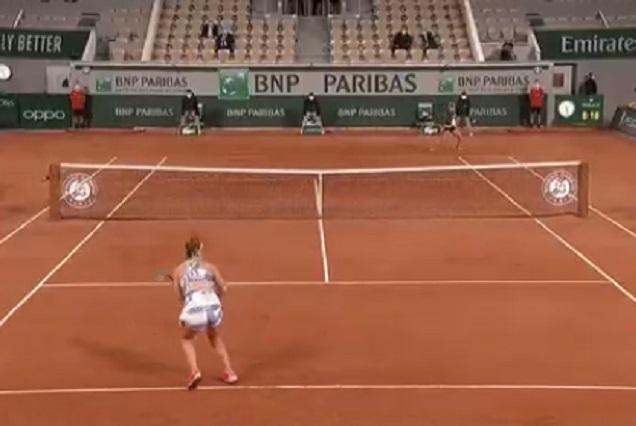 Fin del sueño: Renata Zarazúa pierde en el Roland Garros