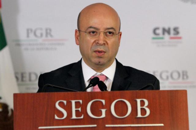 Renato Sales rechaza que la Ley de Seguridad autorice cateos y espionaje