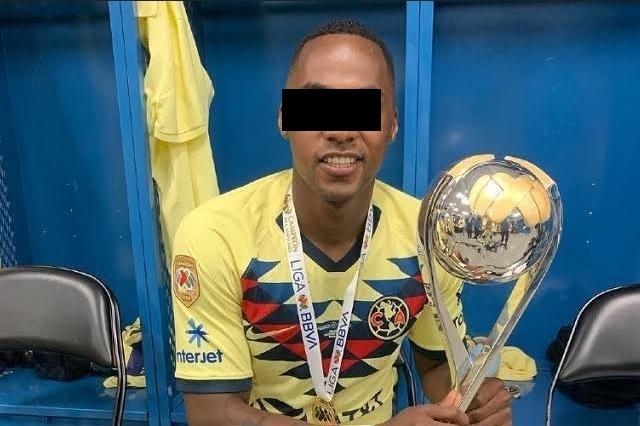 Video: Captan al futbolista Renato Ibarra siendo trasladado al Reclusorio Norte
