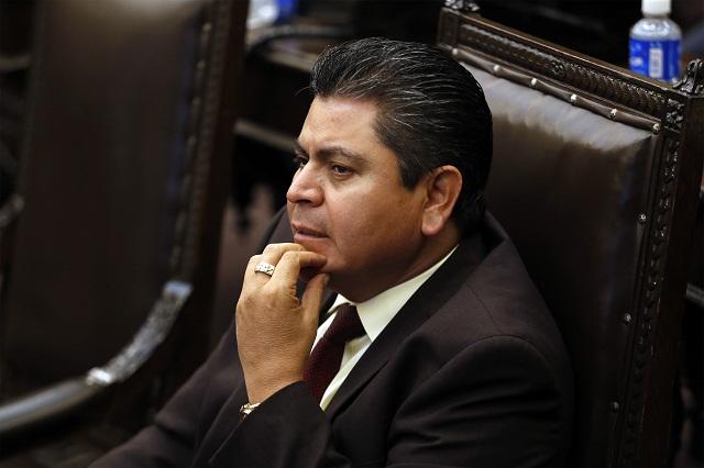 Consejo Estatal PRD no ha sido convocado para tema de candidato
