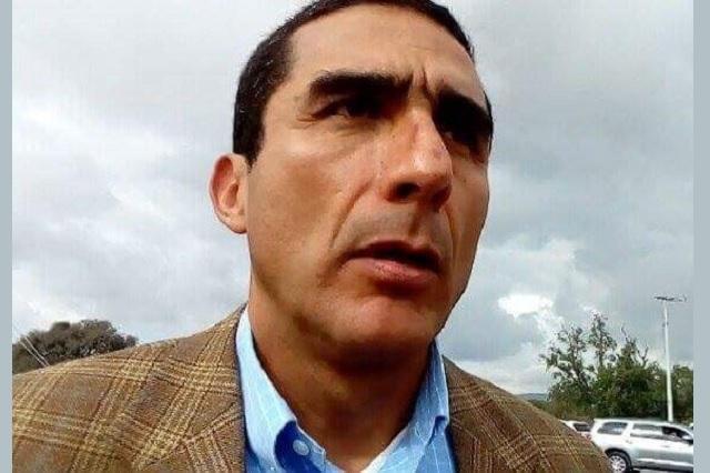 René Lezama vinculado a proceso por fraude en financiera de Tehuacán
