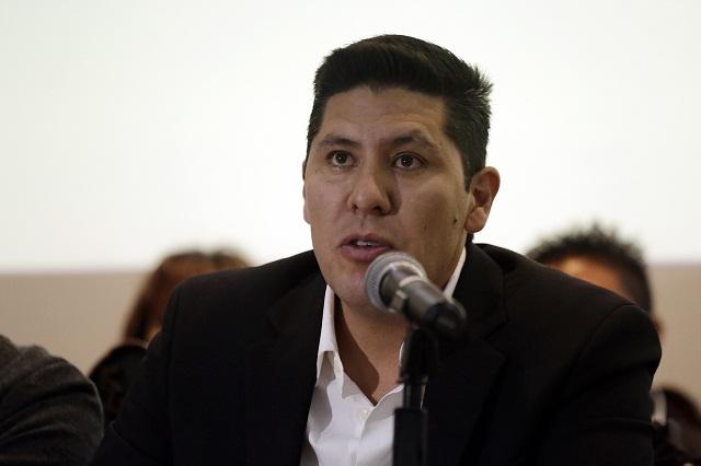 Francisco Ramos se apunta para la dirigencia municipal del PRI