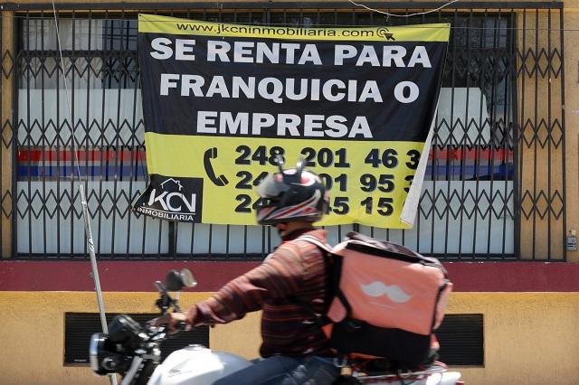 En renta, 75% de locales en Centro y Juárez tras crisis por covid
