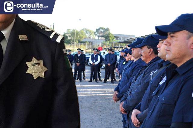 Tras denuncia de extorsión se va jefe de seguridad en Texmelucan