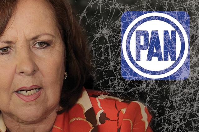 Pese a renuncias Ana Tere sigue en padrón panista y Marcelo ya no