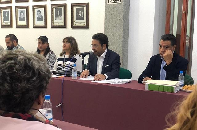Renuncia tesorero de Texmelucan, Maribel Vázquez toma el cargo