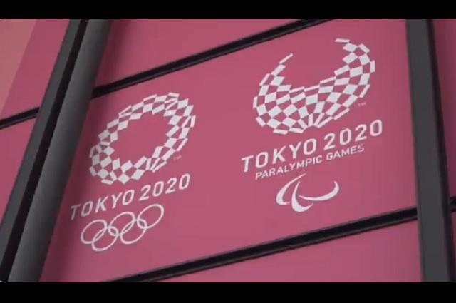 Foto: Captura de pantalla de Twitter / @Tokyo2020es