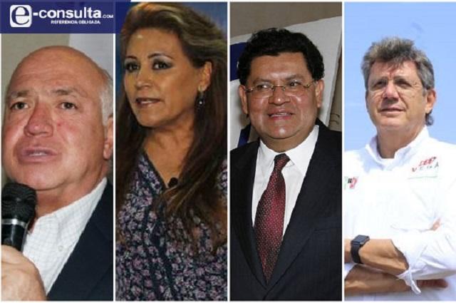 Sigue desbandada en el PRI; salen Vega Rayet, Germán Sierra y otros