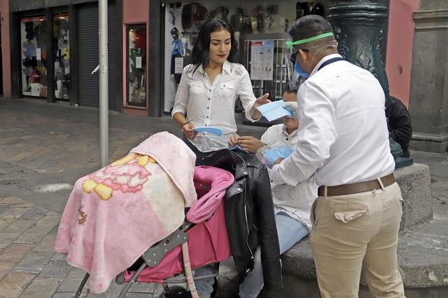 En Puebla, 2 de cada 10 pueden ser asintomáticos Covid-19