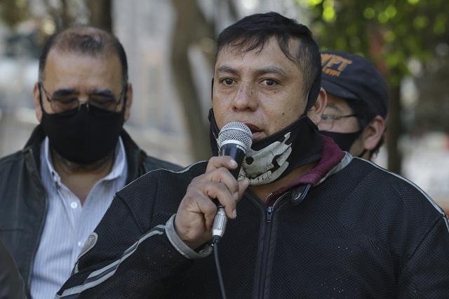 Explotan a repartidores de comida rápida en Puebla, denuncian