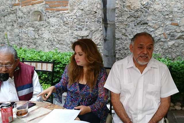 Convocan a replicar ejemplo CDMX y hacer nueva constitución en Puebla