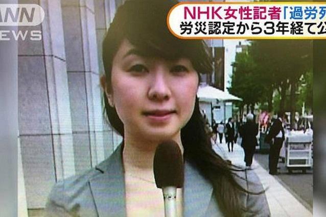 Reportera muere de un paro tras 159 horas extra de trabajo en un mes