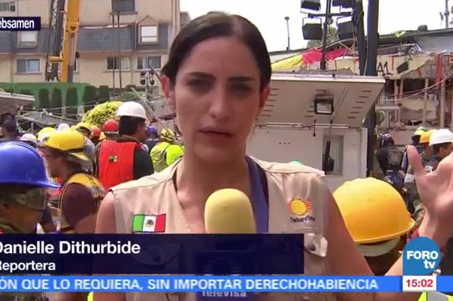 Periodista de Televisa acusa con audio a La Marina de engaño de Frida Sofía
