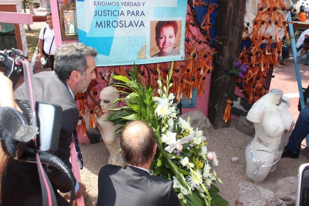 ONU se une a protesta en Chihuahua por asesinato de periodista