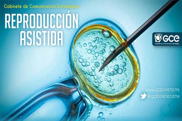 Reproducción asistida, muy aceptada en México
