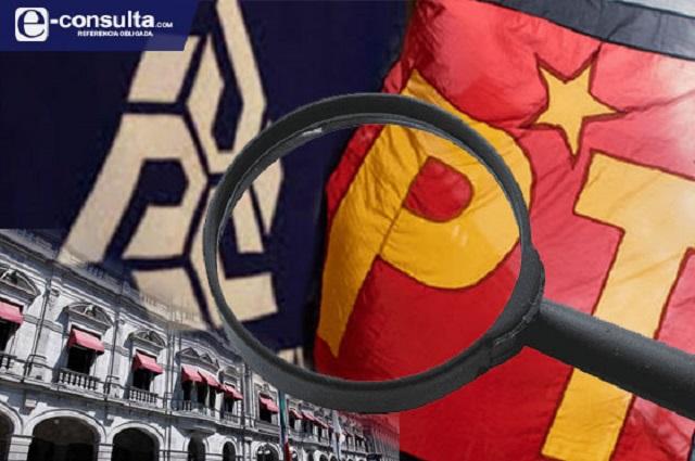 Reprueban a Coparmex, al PT y a ayuntamientos en Transparencia