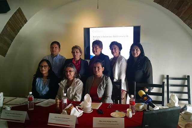 Reprueba Puebla en calidad de leyes para apoyar a menores