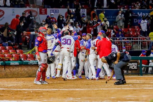 República Dominicana se lleva la Serie del Caribe 2021