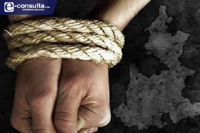 Crecen en junio los secuestros en Puebla y es tercer sitio nacional