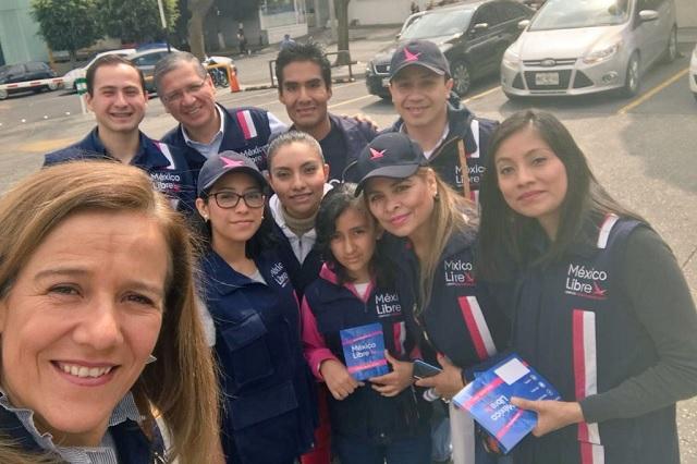 Esto necesita México Libre para convertirse en nuevo partido político