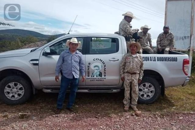 Realizan operativo en Reserva de la Biósfera Tehuacán - Cuicatlán