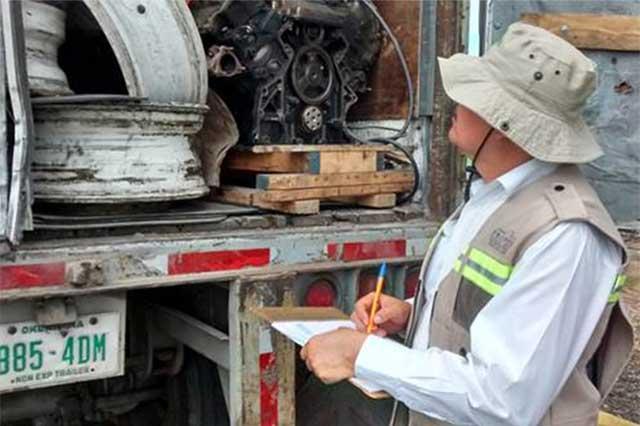 Generan más de 2 mil empresas residuos peligrosos en Puebla