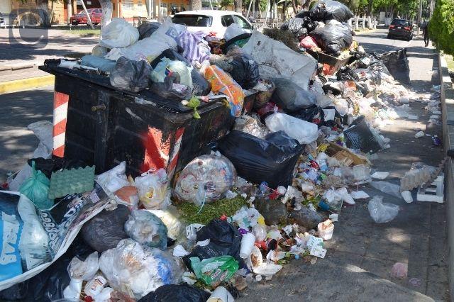 Paran recolección de basura por deuda de 10 mdp en Tehuacán
