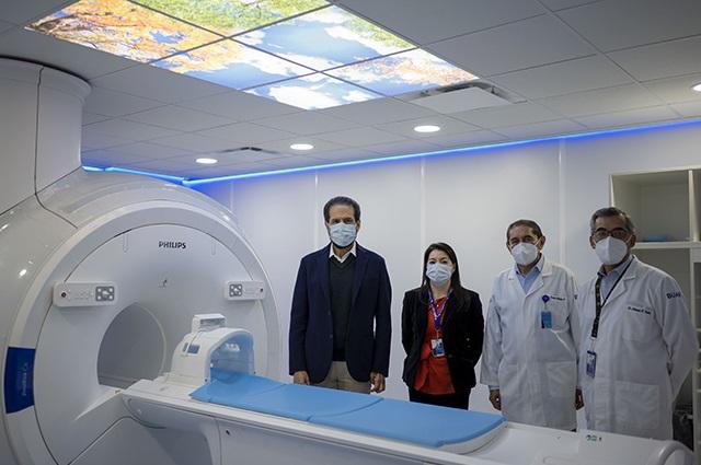 Nuevas áreas de Resonancia  Magnética y de Hemodiálisis en el HUP