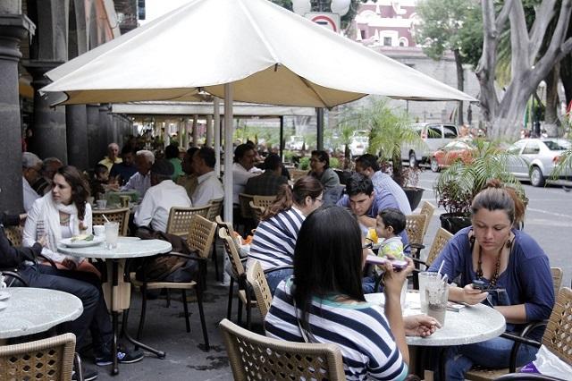 Recibe sector restaurantero de Puebla inversión de 250 mdp