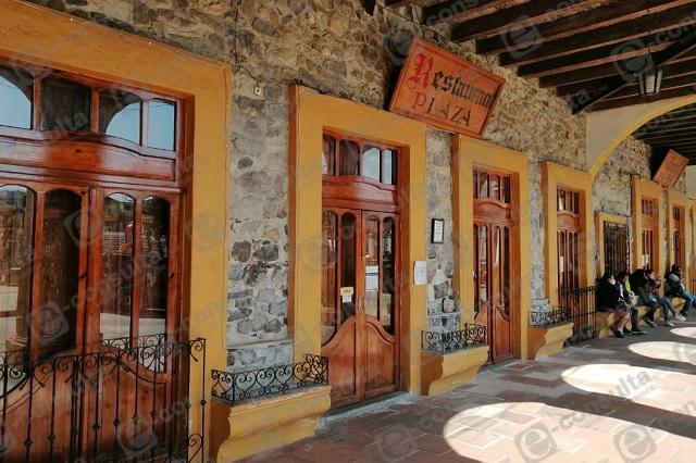 Restauranteros de Zacapoaxtla piden se permita atender a comensales