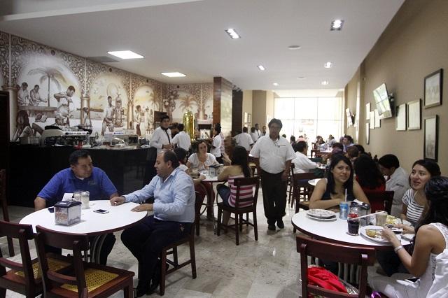 Restauranteros califican al 2015 como un año negativo para el sector