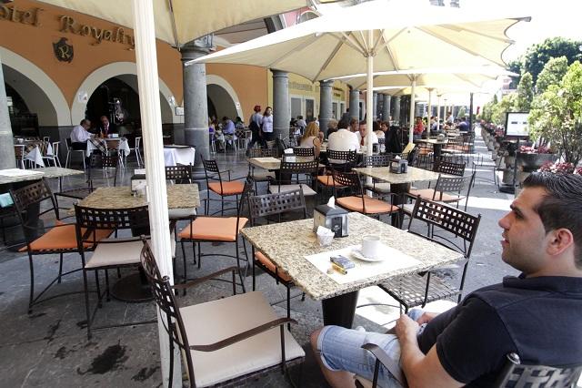 Restaurantes poblanos prevén buenas ventas en  Semana Santa