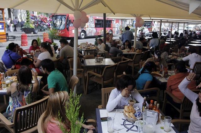 Para los restauranteros el mejor día es el 10 de mayo: Canirac