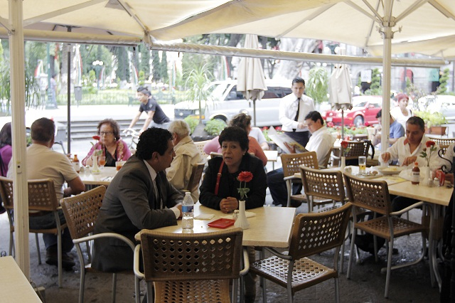 Esperan restauranteros repunte de 50 % en ventas: Canirac